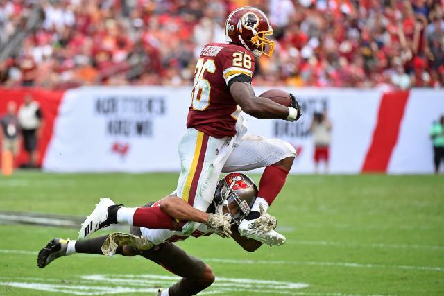 NFL: Washington football team, former Redskins' new temporary name