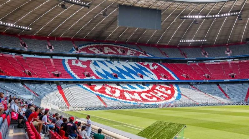 NFL seeks city to play in Germany |  Touchdown Act (NFL Act)
