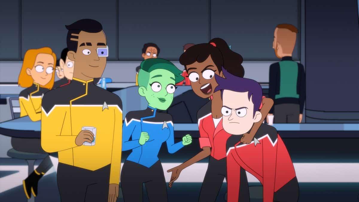 Star Trek: Low Bridges