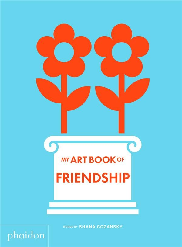 Telling children about friendships with works of art