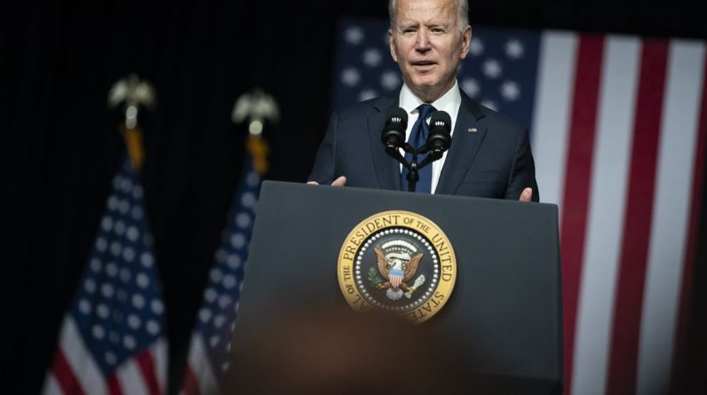 The Republican Party is a major obstacle to Biden's financial aspirations