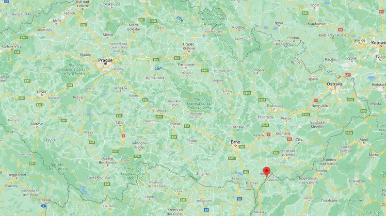 The hurricane injured hundreds in the Czech Republic