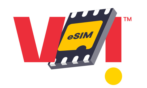 The phone does not have a SIM card;  Provides e-SIM facility to customers in Kerala Phone does not have SIM card;  Vi offers e-SIM facility to customers in Kerala