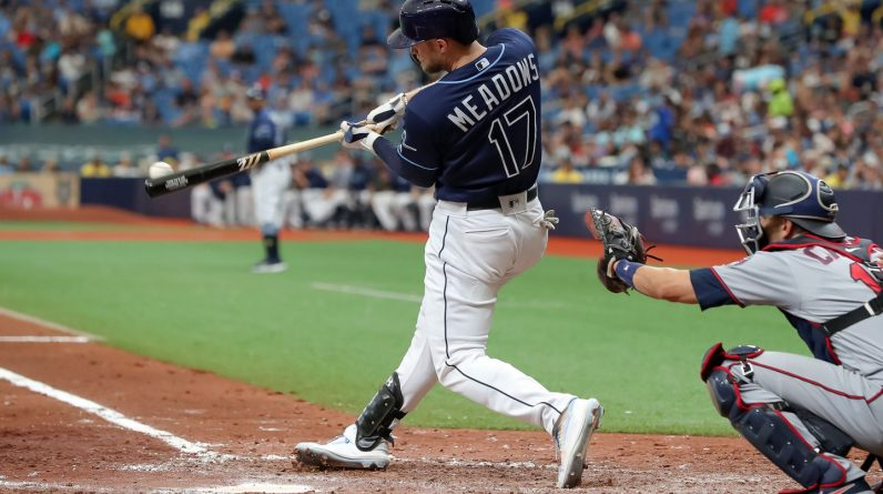 The rays are great despite the poor batting average