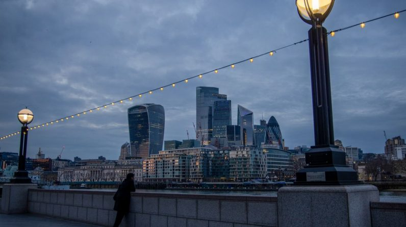 The report says the city of London will attract fewer foreign investors by 2020