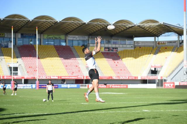 The return of Folov to Australia is conditional on the agreement of the Catalan Dragons