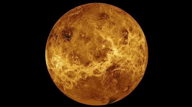 The surface and atmosphere of Venus will be mapped by NASA