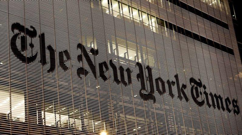 """L'administration Trump a obtenu les données téléphoniques de journalistes du New York Times: """"Ceci amenuise profondément la liberté de la presse"""""""