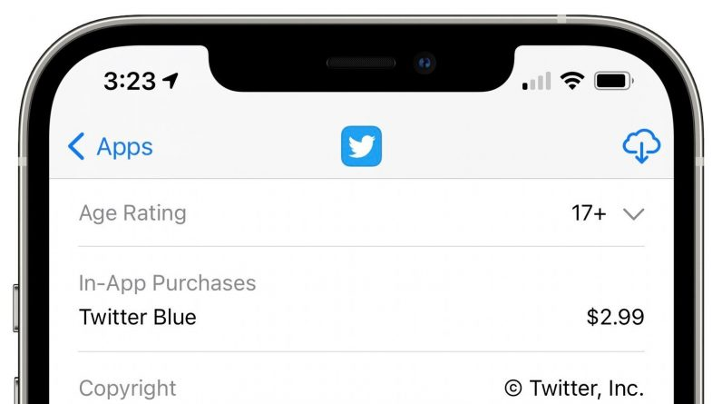 Twitter Blue was officially launched in Canada and Australia
