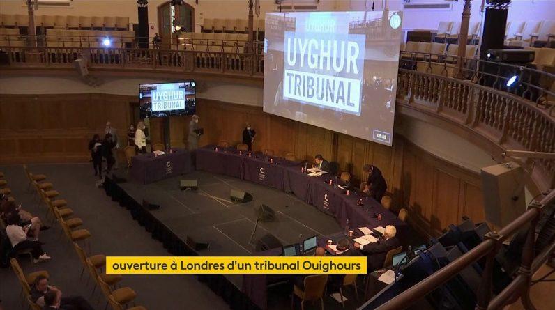 Uyghur court set up in London