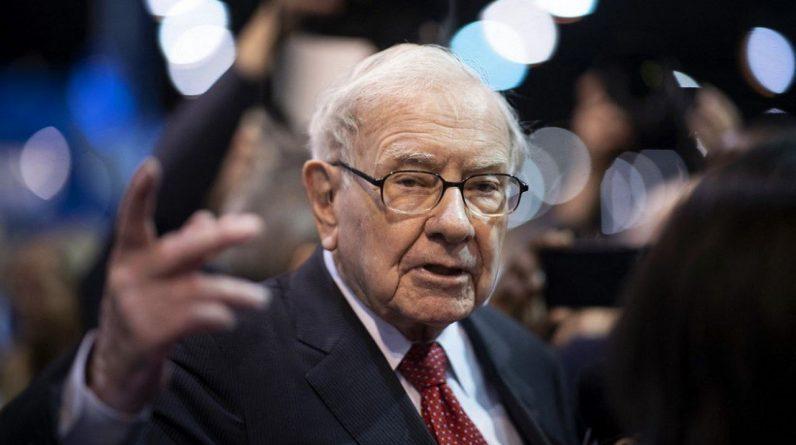 La fortune de Warren Buffett, 90 ans, est estimée à 104milliards de dollars.
