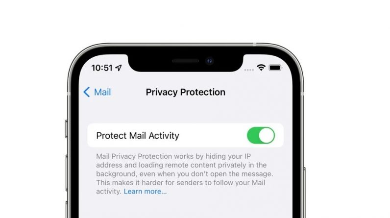 iOS 15: Apple strengthens email confidentiality