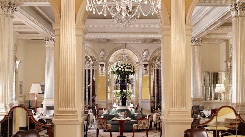 London: Six glamorous hotel lobbies in the British capital!