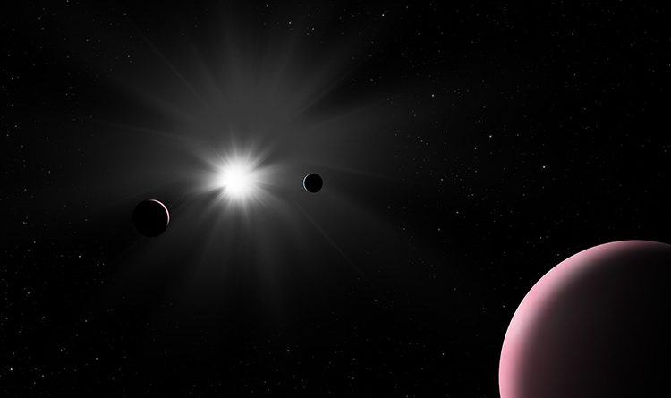 Exoplanet was discovered with more water than Earth
