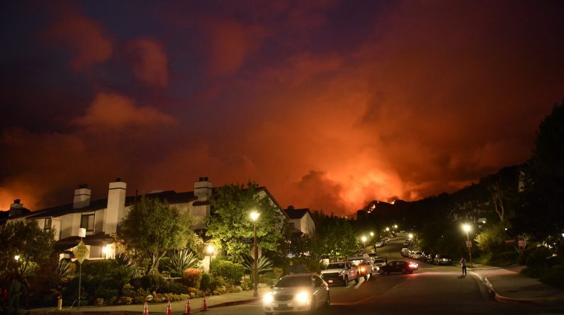 North America: Amidst the heat wave, fires are on the rise