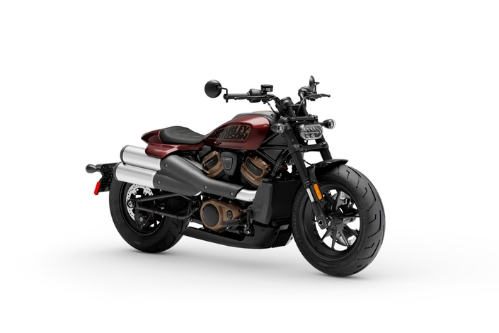 Harley-Davidson Sportster S: A new chapter in Sportster history