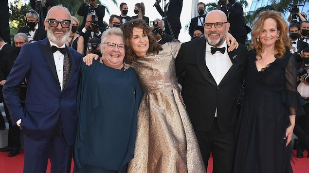 Aline, a film about Celine Dion and Quebec actors in Cannes