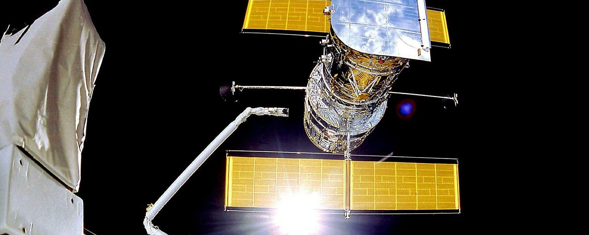 The Hubble Space Telescope - Sputnik World, 1920, 22.06.2021