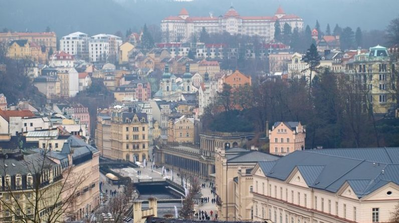 Three Czech spa cities are on the UNESCO list, along with foreigners