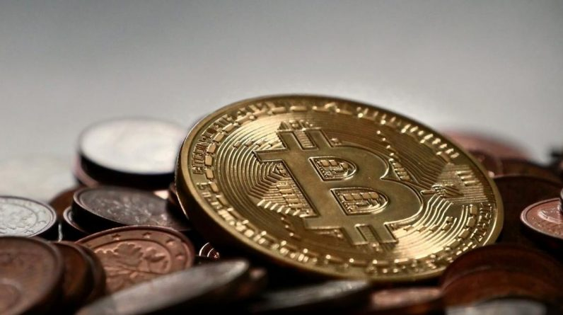 The value of bitcoin increased for several hours