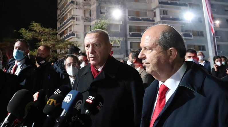 Analysis: Erdogan wants to separate Cyprus - EU and US collapse