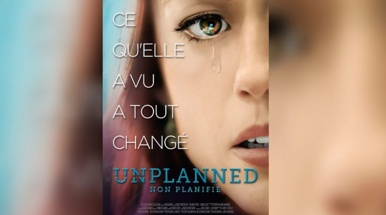 """Anti-abortion film """"Unplanned"""" airs on C8: Channel's voiceovers cut themselves off"""
