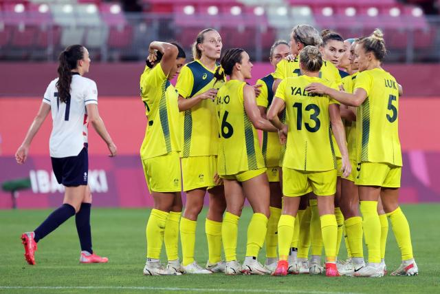 Australia and Sweden qualified for the semifinals of the Tokyo Olympic women's tournament
