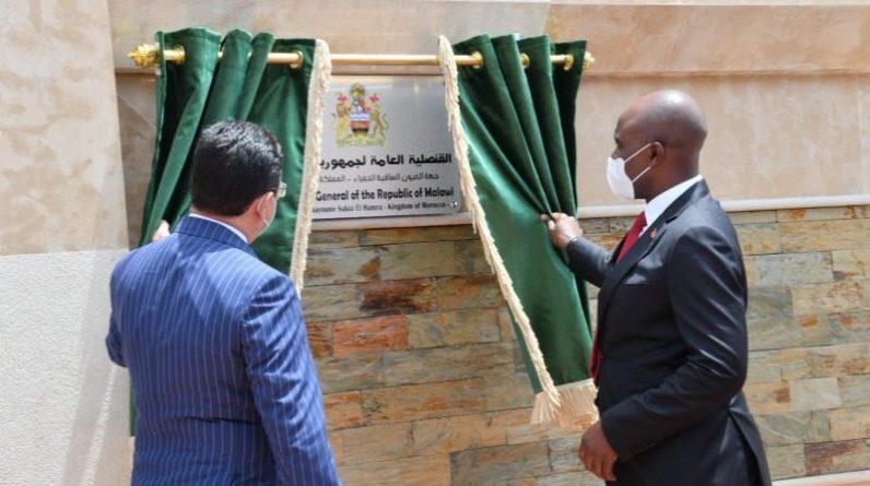 """Bourita : """"L'inauguration de consulats de pays africains au Sahara est le fruit de la vision éclairée du Roi"""""""