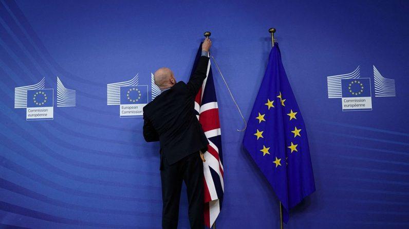 Les suites du divorce continuent de polluer les relations entre l'Europe et le Royaume-Uni.