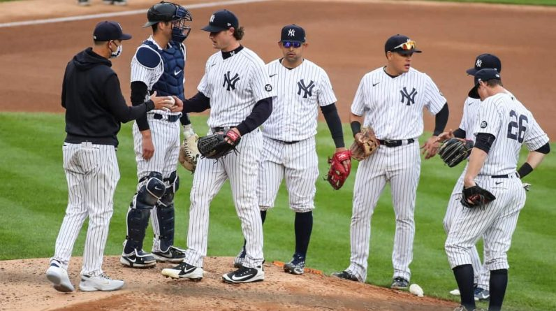 Briefly MLP: The Yankees above the luxury line?  |  Trevor Boyer is set to launch Sunday