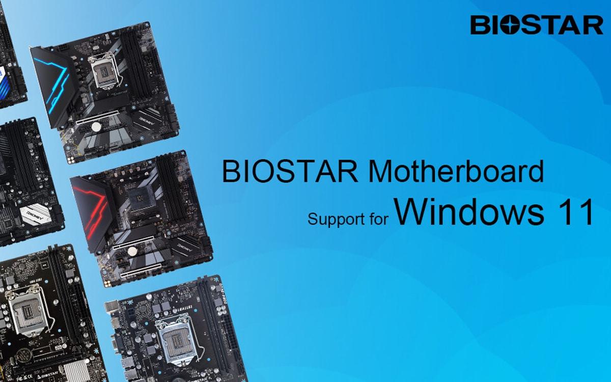 Biostar Carde Just