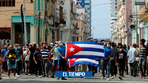 Cuba: Social networking and messaging applications cut off during protests - Technology News - Technology