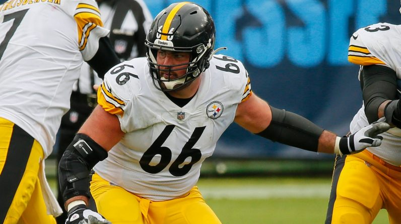 Enepel: Pittsburgh Steelers for the day star guard David tikastrovai closed