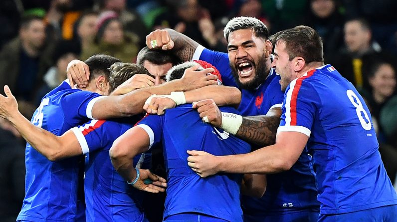 France wins in Australia for the first time in 31 years
