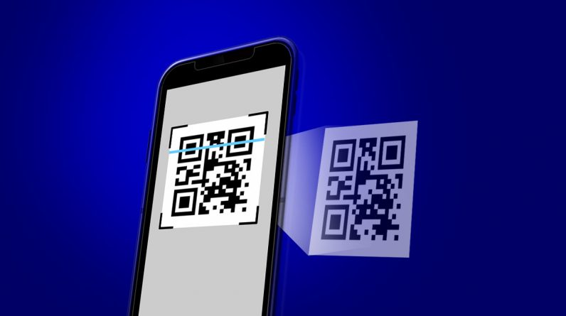 How To Scan QR Code With Your Android Phone iPhone Camera