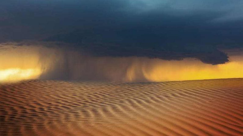 How does this arise and how does it affect the global climate?  What you need to know about sandstorms |  The world