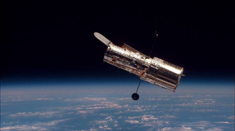 Hubble Telescope System Issues Fixed |  NOS
