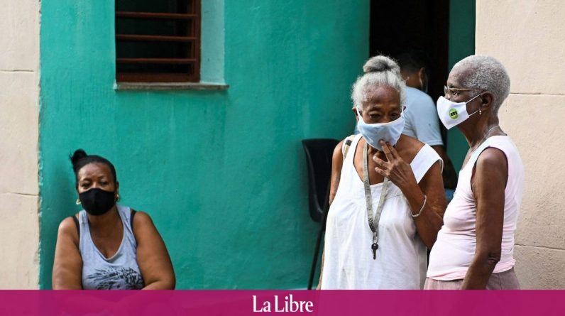 """In Cuba, """"Govt-19 cases and deaths on the rise"""""""