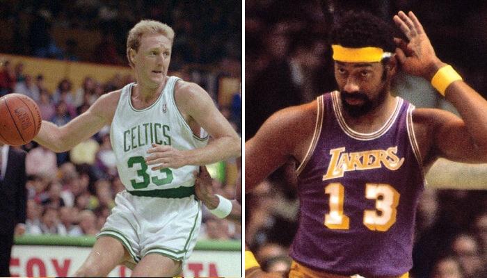 NBA L'avis de Wilt sur Larry Legend