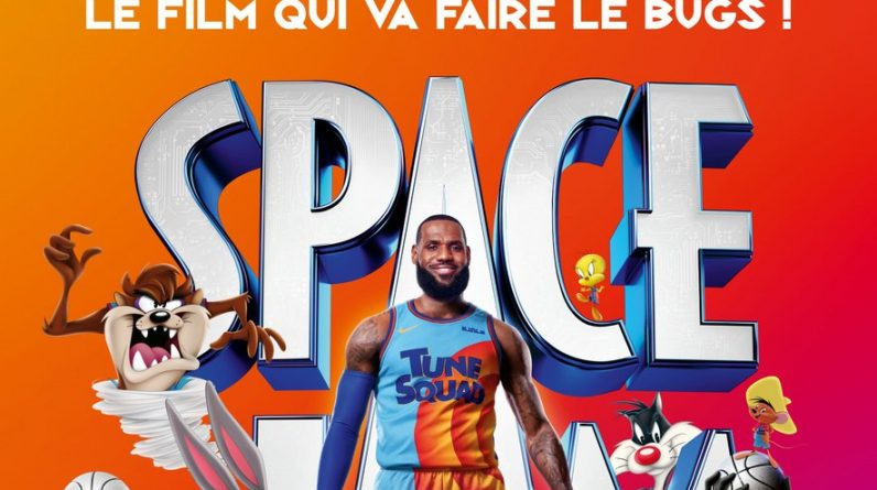LeBron James becomes North American box office king with the new space jam
