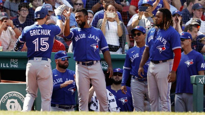 MLP: Summary of Wednesday's games in the American League, including the Jays doubles schedule