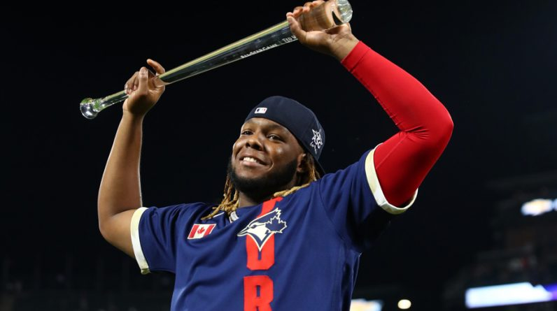 MLP |  The son of Vladimir Guerrero shines in the All-Star game