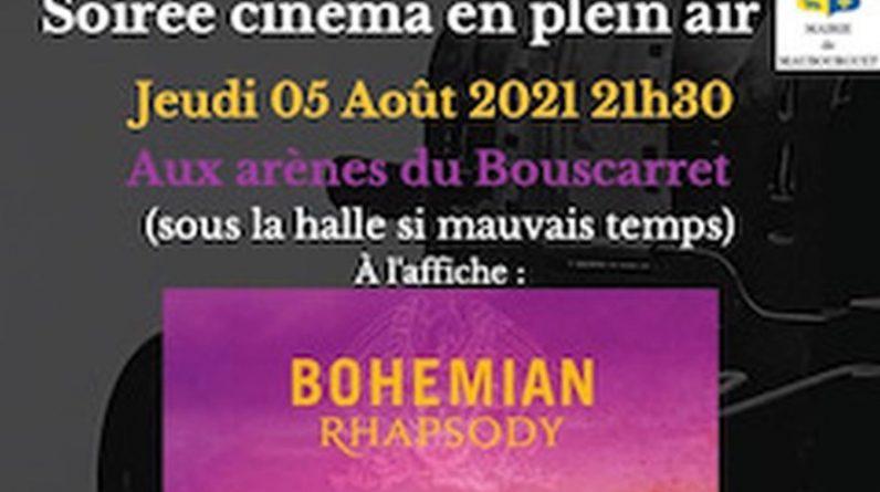 """Mburkut.  Open Cinema: """"Bohemian Rhapsody"""""""