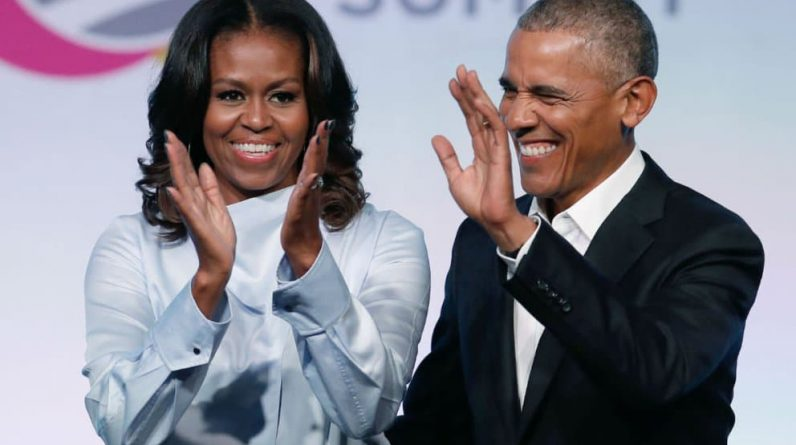 Obama's next Netflix product will be a romantic series