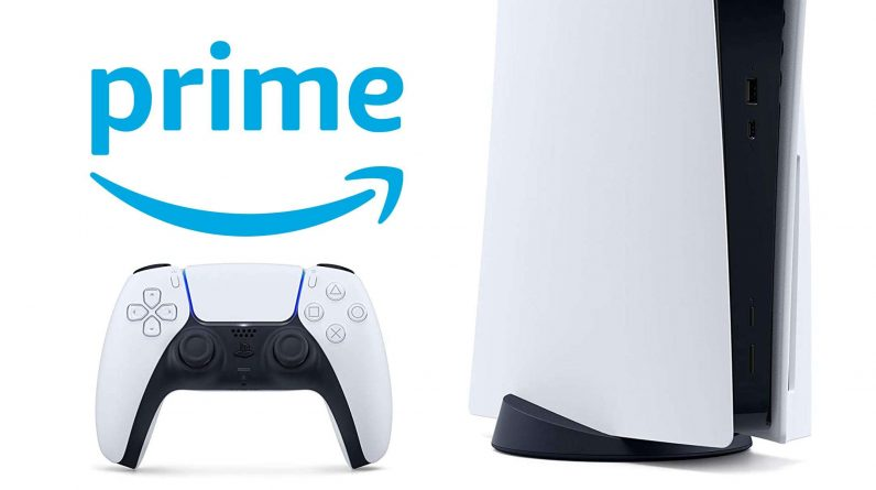 PS5 is exclusive to Amazon Prime subscribers
