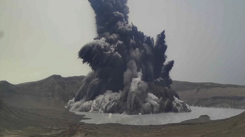 Philippines |  More than 4,500 are at risk of another volcanic eruption