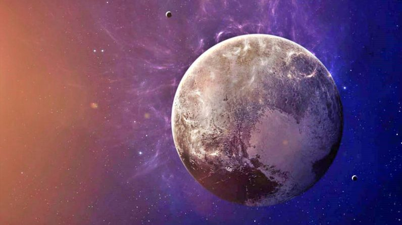 Planet Pluto: New Incredible Videos With Surface In Details