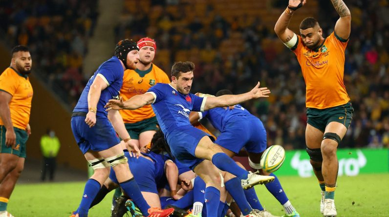 Renew France's heroic victory over Australia in the second Test