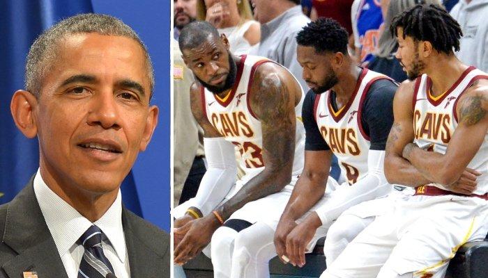L'ancien président des États-Unis, Barack Obama, a révélé les dessous d'un pickup game organisé à la Maison Blanche avec les superstars NBA Lebron James, Dwyane Wade et Derrick Rose