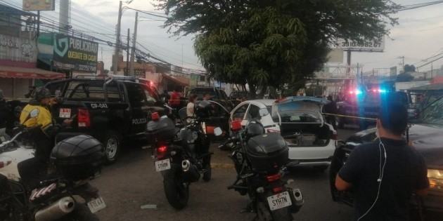 Security in Jalisco: State police in Donala shot dead and detained